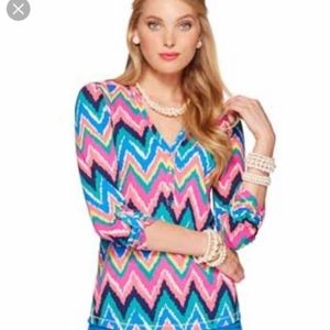 Lilly Pulitzer | Hearts A Flutter Janelle Top